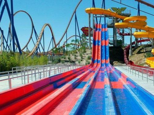 Elige tus entrada Warner Beach y combinada con el Parque Warner