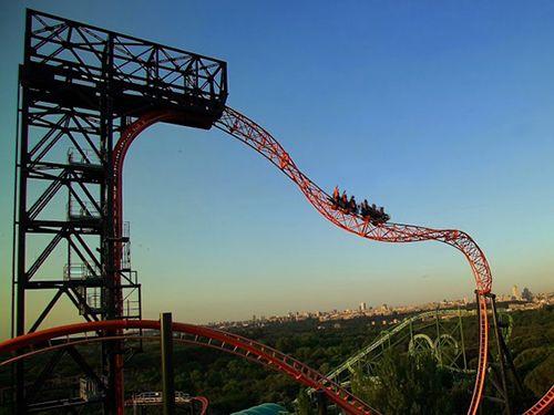 Entradas al Parque de Atracciones de Madrid