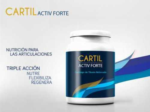 Recuperate con este antiinflamatorio natural a base de Cartílago de Tiburón
