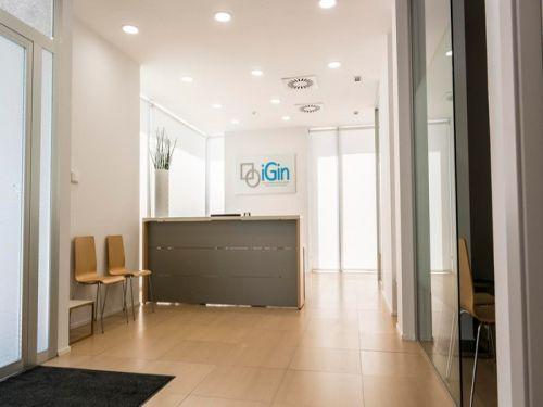 iGin: Consulta de infertilidad + Ecografía ginecológica reproductiva + Seminograma