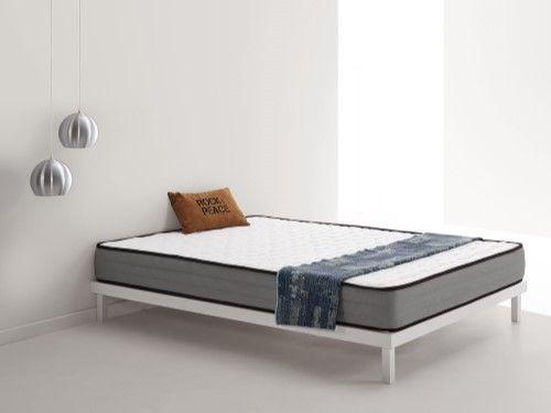 ¡Estrena colchón viscoelástico Bamboo Max! 21 cm de grosor