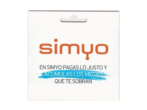 Simyo: Crea la tarifa que quieras a tu medida y paga lo justo