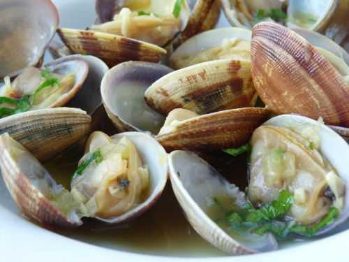 Menú especial para 2 con el mejor marisco del Cantábrico