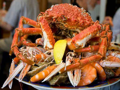 Completo y delicioso menú de mariscada especial para 2 personas